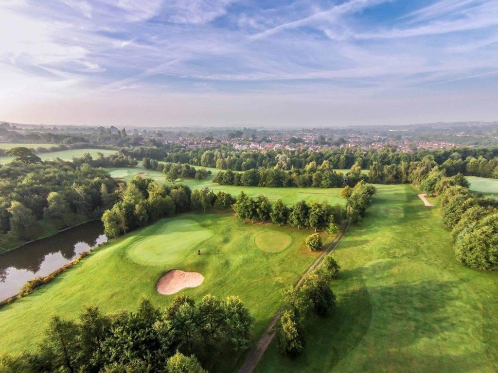 Bromsgrove's 18 Hole Course is Born